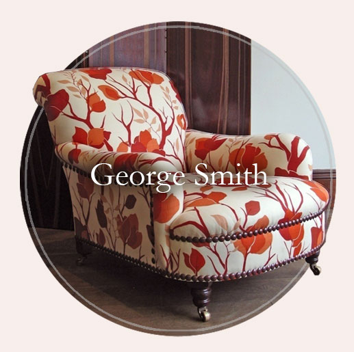 George Smith | Featured Collection | Monica James & Co.