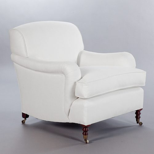 Standard Arm Signature Chair. Monica James & Co. Miami Design District, South Florida. Local nation wide delivery.