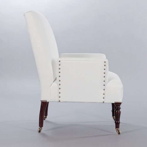 La Rizza Chair. Monica James & Co. Miami Design District, South Florida. Local nation wide delivery.