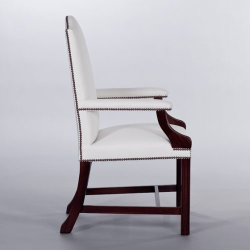 Gainsborough Carver Chair. Monica James & Co. Miami Design District, South Florida. Local nation wide delivery.