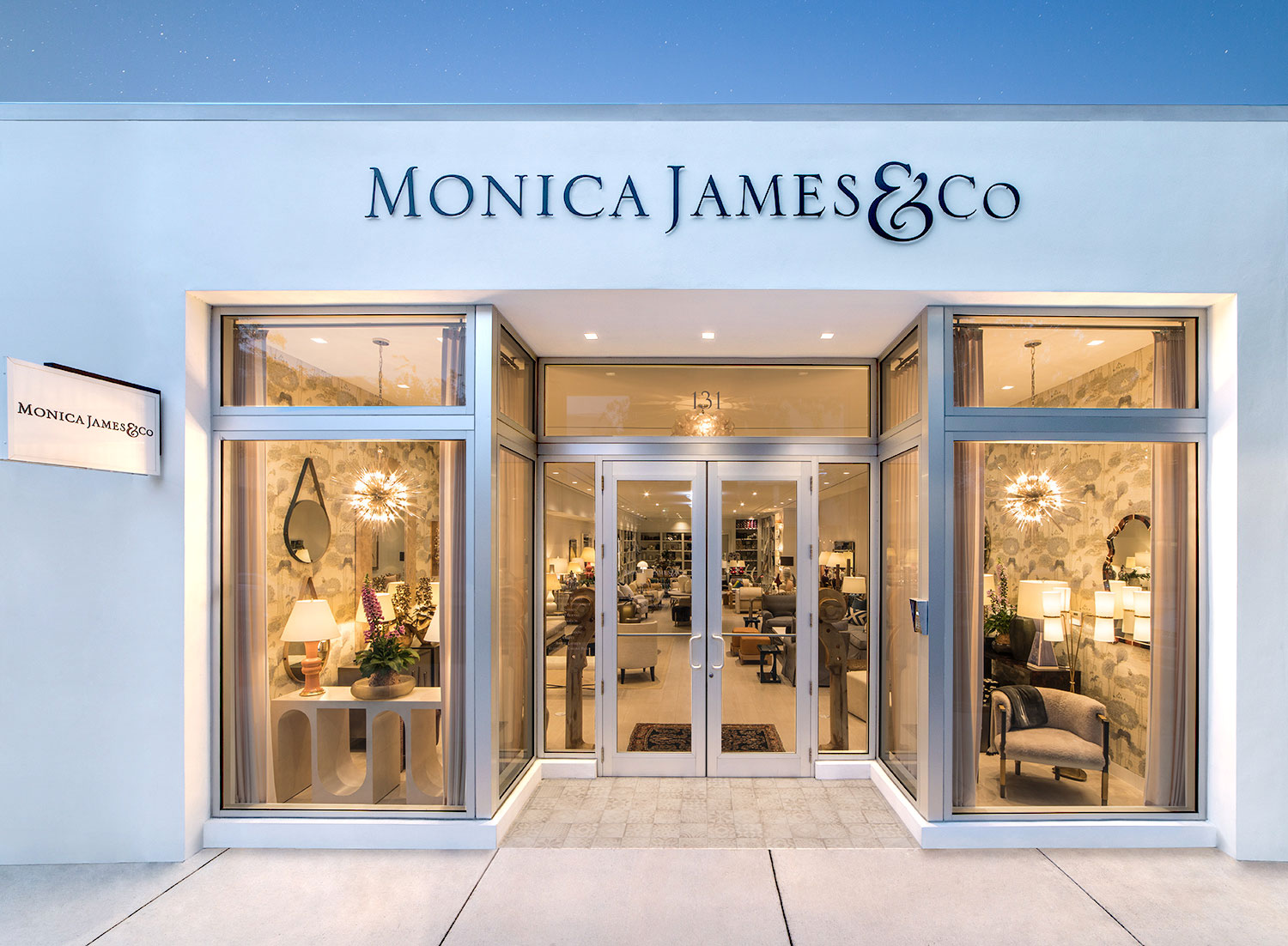 Monica James & Co | Store Front / Showroom | Miami Design District