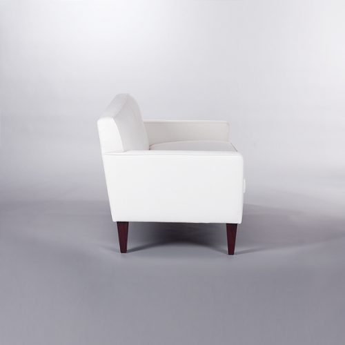 Brompton Fixed Back Full Arm Sofa. Monica James & Co. Miami Design District, South Florida. Local nation wide delivery.