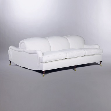 Back To Back Sofa. Monica James & Co. Miami Design District, South Florida. Local nation wide delivery.