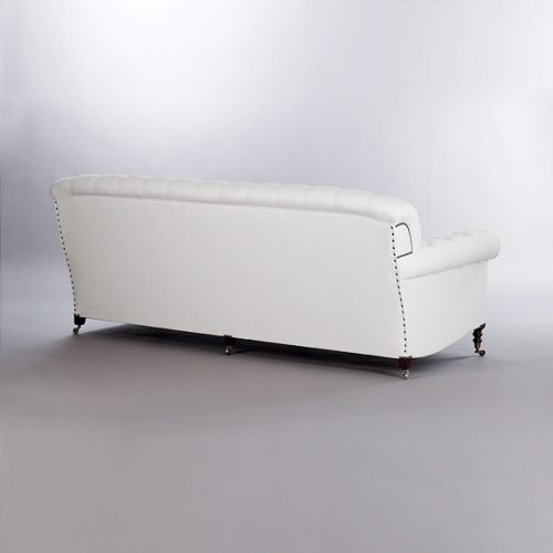 Bulgari Sofa. Monica James & Co. Miami Design District, South Florida. Local nation wide delivery.